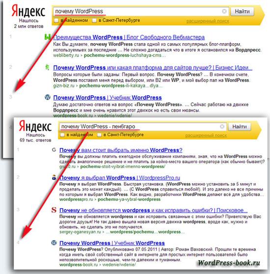 Проверка наложения фильтра Яндекса за накрутку поведенческих факторов