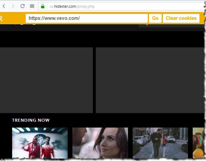 доступ к заблокированному сайту через прокси